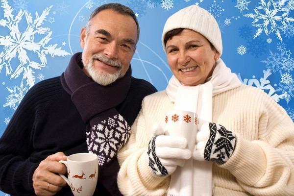 влияние холода на пожилых
