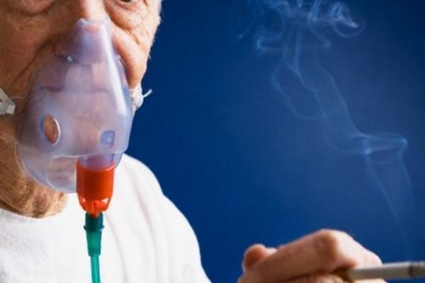 Курение и астма