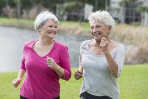 Пожилые люди физическая активность Телемедсестра