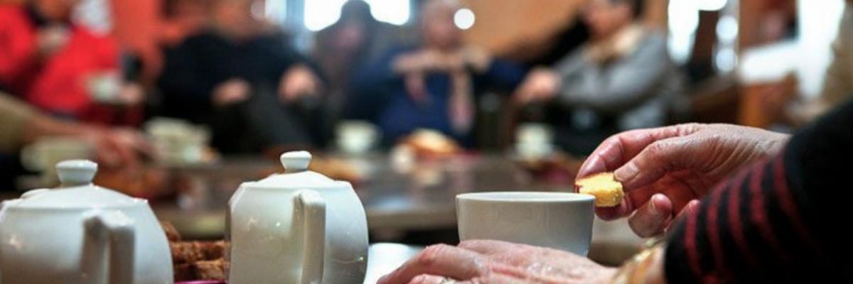 Альцгеймер-кафе - Телемедсестра